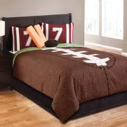 The Home Decorating Company Shop Hallmart Collectibles Touchdown Bedding The Home