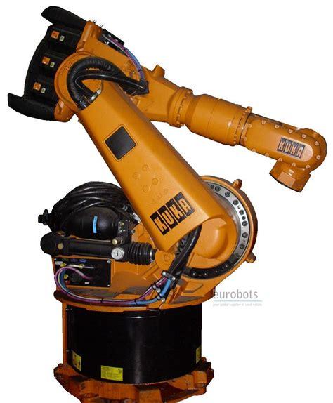 Kuka Roboter Lackieren by Kuka Kr150 125 200 Roboter Mit Krc1 Verwendet Oder Krc2