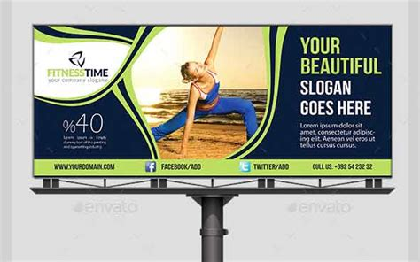 28 billboard design template introduction billboard