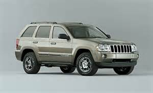 Jeep Grand Cheroke 2005 Car And Driver