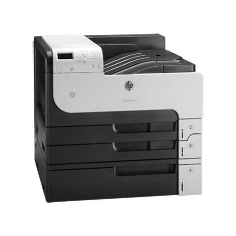Jual Printer Laser A3 by Hp Laserjet Enterprise M712dn Laser Printer Printerbase