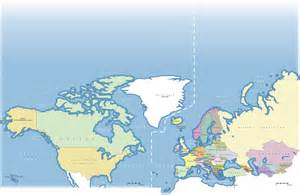 map of us canada and europe unece region