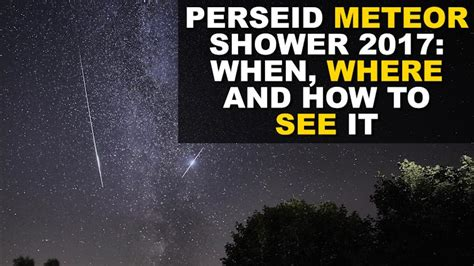On Our Radar Lucky Rewards Weekend Bonanza by The Stunning Perseid Meteor Shower Will Light Up The Skies