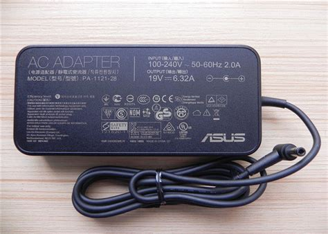 Asus Laptop Power Supply Issues 19v 6 32a 120w ac adapter replacement power supply for asus laptop 13 month warranty