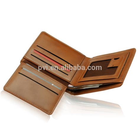 genuine cowhide leather wallet for with many credit