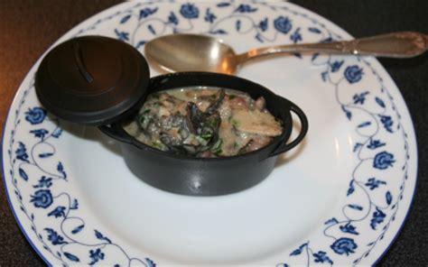recette cassolette descargots forestiere