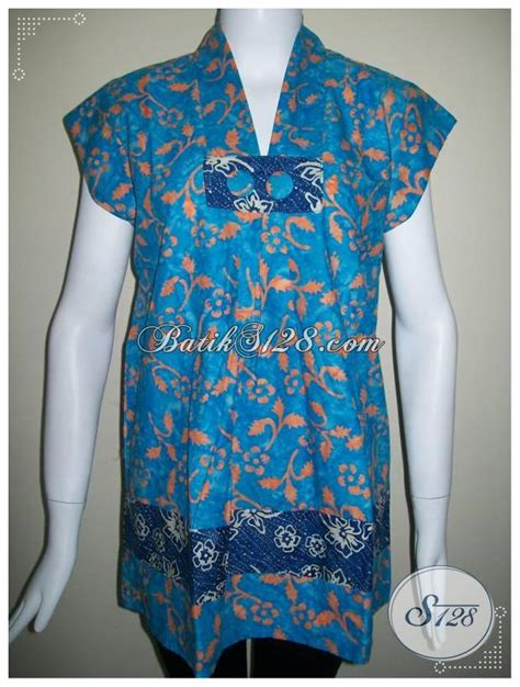 257 Baju Wanita I Dress model baju batik terbaru dan terlaris 2012 bls257 l