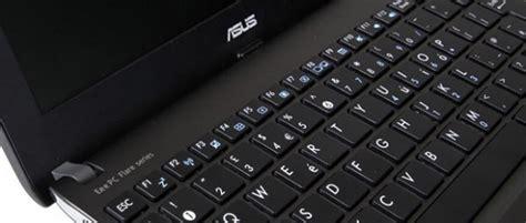 Keyboard Asus Eee Pc Flare Series Asus Eee Pc Flare Previews 2012 Netbook Offerings Slashgear