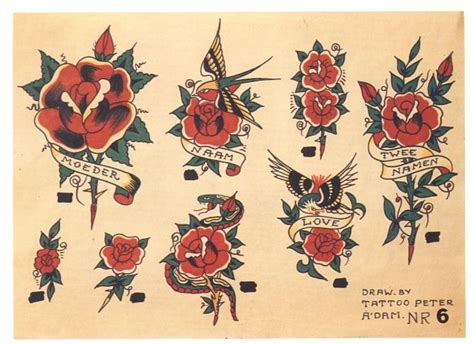 sailor jerry rose tattoo 184 best images about traditional tattoos on