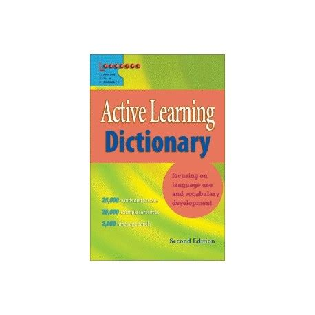 libro my world learners dictionary active learning dictionary english wooks