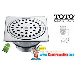 Toto Floor Drain With Square Flange Tx1bv1n tx 1 bv1n toko perlengkapan kamar mandi dapur