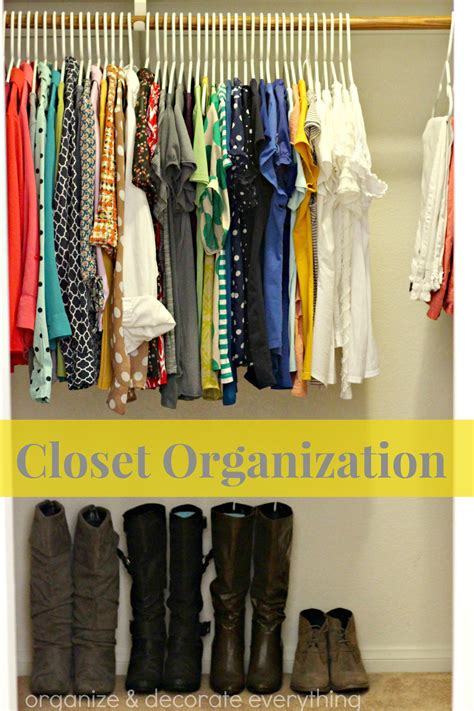 Master Closet Organization Top 10 Organizing Posts Of 2014 Organize And Decorate
