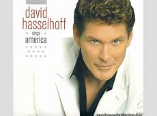 Sings America | The Official David Hasselhoff Website I M Walking Online Shop