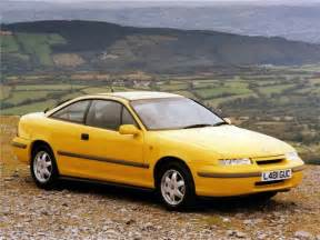 Vauxhall Calibra Vauxhall Calibra Classic Car Review Honest