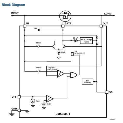mosfet driver circuit diagram lm5050 1 mosfet driver