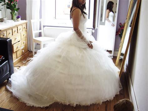 Brautkleider Pompös Mit Glitzer by Prinzessin Hochzeitskleid Aus Glitzert 252 Ll Ella