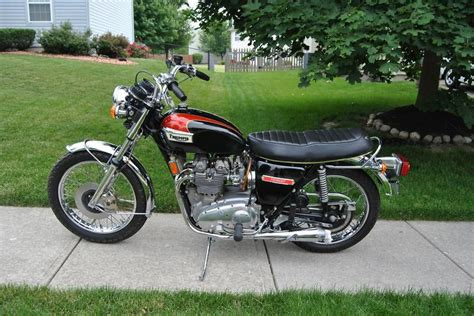 1973 triumph trident motorcycles for sale 1973 triumph trident 750 in original for sale on 2040 motos