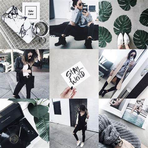 instagram layout inspiration how to edit your instagram make your feed cohesive