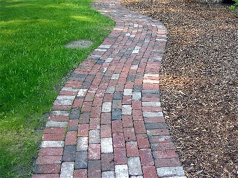 Brick Sidewalk on Pinterest   Brick Walkway, Sidewalk Landscaping and Sidewalk Ideas