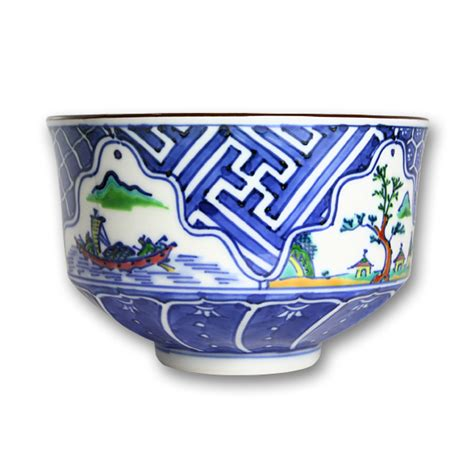 net pattern bowl japanese online shop bowl colorful shonzui pattern