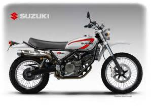 Suzuki Trail Bikes Document Moved