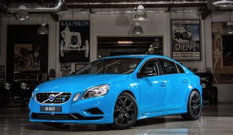 volvo s s60 polestar concept visits leno s garage