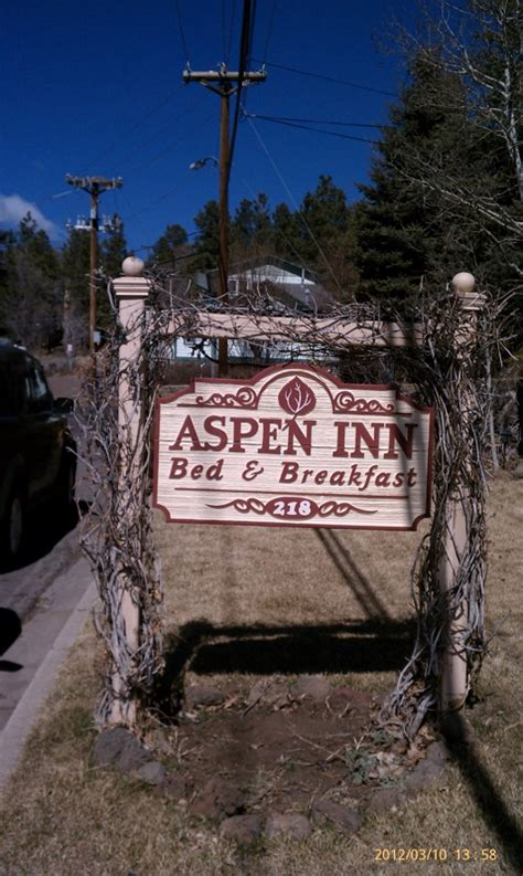 bed and breakfast flagstaff az flagstaff az bed and breakfast the aspen inn