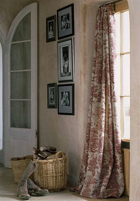 drapes english curtains and plaster walls be home y pinterest home