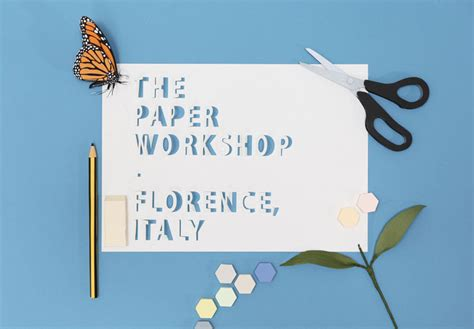 Paper Workshop - omgdeepdives the paper workshop omg florence