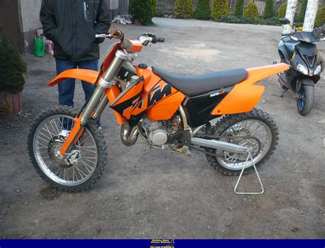 Ktm 125 Sx Weight 2004 Ktm 125 Sx Pics Specs And Information