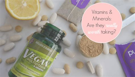 supplement industry worth vitamins minerals are they really worth taking the