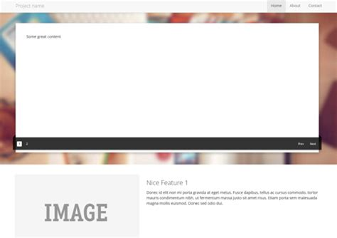 bootstrap templates for dreamweaver bootstrap 3 landing page template templates dmxzone com