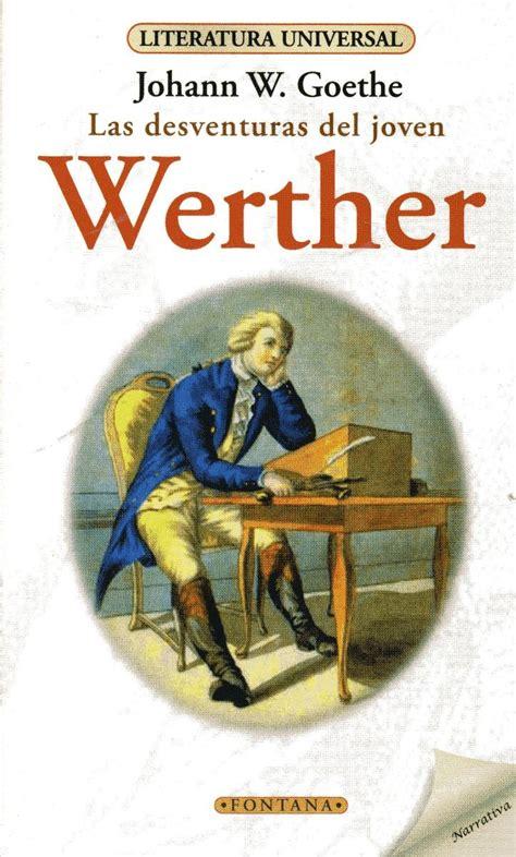 libro la joven de las las desventuras del joven werther goethe 175 00 en mercado libre