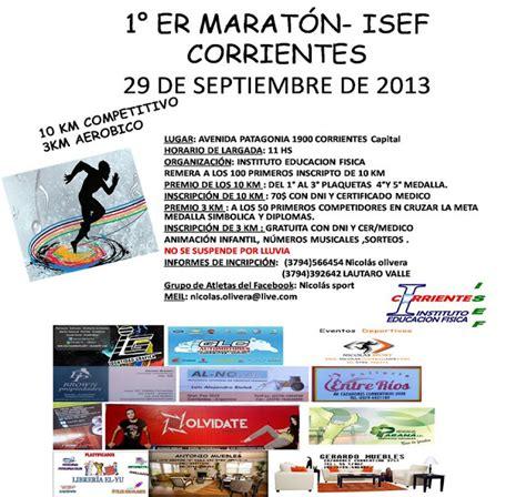 10 K Calendario Calendario Atl 201 Tico Deportes Villaadela 1 186 Maraton Isef