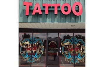 good clean fun tattoo clean studio trueartists