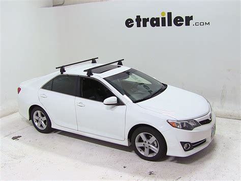 Toyota Camry Roof Rack Yakima Roof Rack For 2012 Camry By Toyota Etrailer
