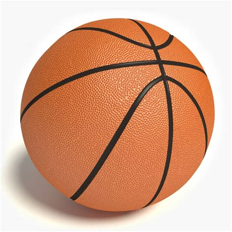 Basket L by 3dsmax Basketball Basket