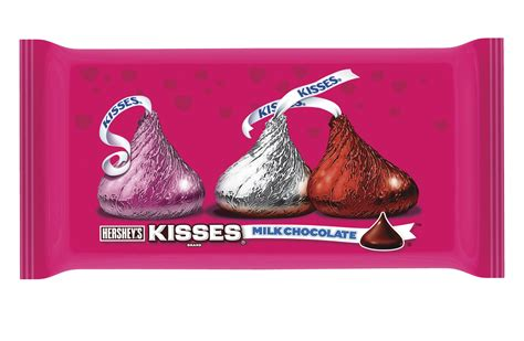 Valentines Kisses by Hershey S S Milk