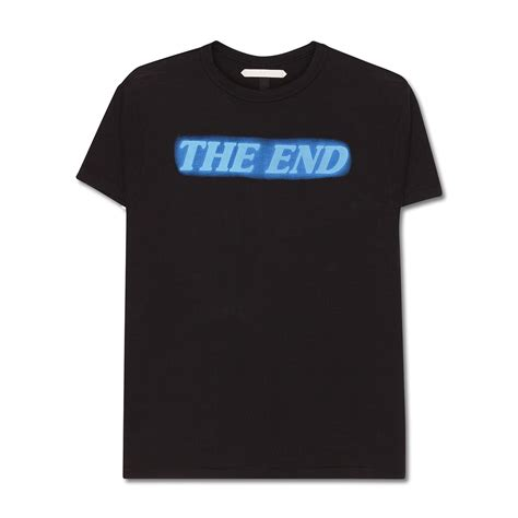The End White Shirt by Lyst White C O Virgil Abloh The End T Shirt In Black For