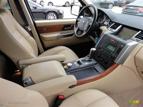 land rover 2007 interior 2007 range rover sport interior imgkid com the