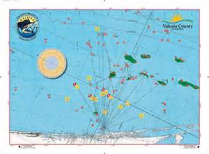 florida fishing map florida offshore fishing maps florida fishing maps