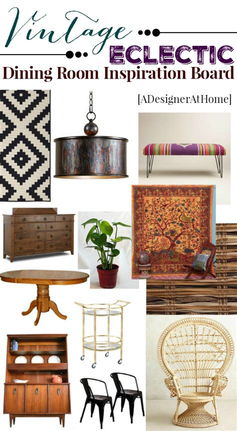 bohemian dining room vintage bohemian dining room mood board a designer at home