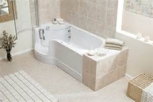 Oversized Tub Walk In Bathtubs Experience The Comfort Of It