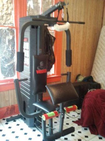 weider xp23 espotted