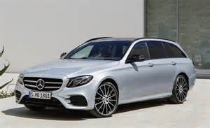 Mercedes Wagons Official 2017 Mercedes E Class Wagon