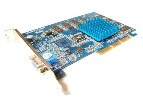 Vga Card Slot Agp hercules nvidia geforce2 mx vga agp 4x graphics card 3d prophet ii mx 64mb ebay