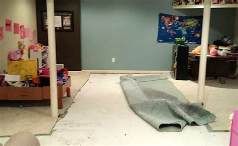 flooded basement montgomeryville gentle clean carpet care