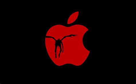 ryuk apple wallpaper by denise destiny on deviantart