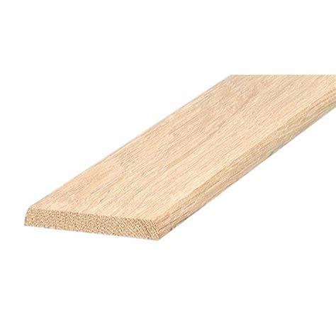 3 Flat Hardwood Threshold 36 M D Building Products Inc Hardwood Door Thresholds Exterior