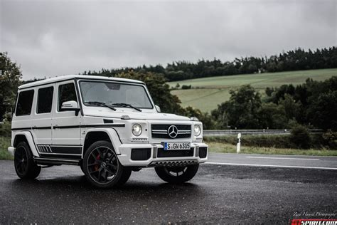 Mercedes G63 Amg 2016 Mercedes Amg G63 463 Edition Review Gtspirit
